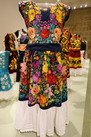2 - Almas Bordadas / Embriodered Souls at the Oaxaca Textile Museum