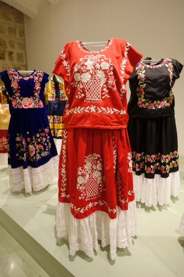 3 - Almas Bordadas / Embroidered Souls at the Oaxaca Textile Museum