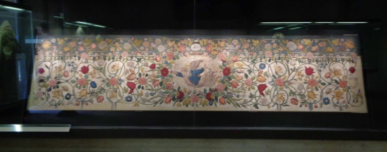 painted silk tapestry-2