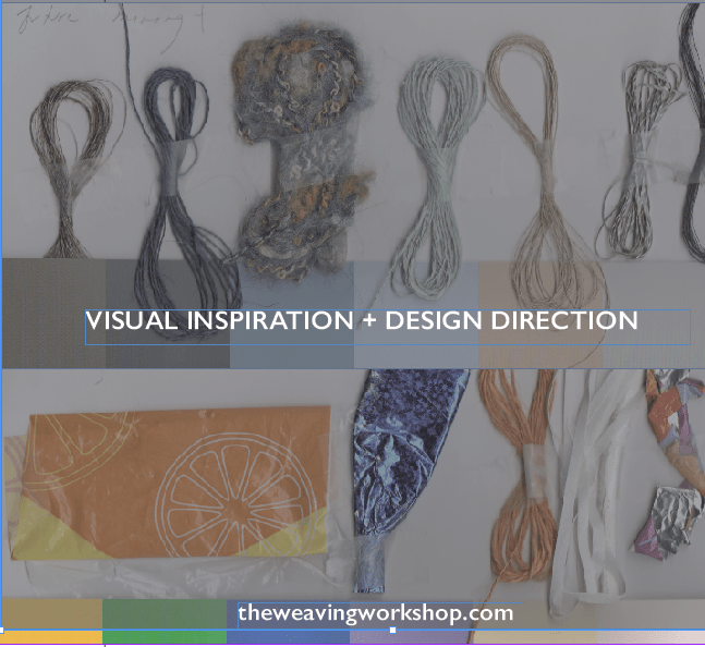 Visual Inspiration + Design Direction