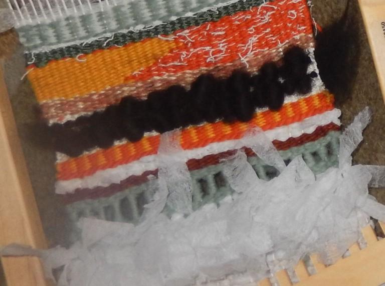 Frame Loom Woven