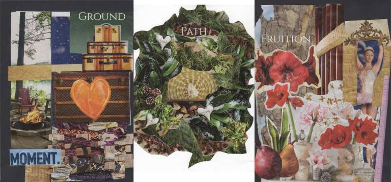 Ground-Path-Fruition-Collages