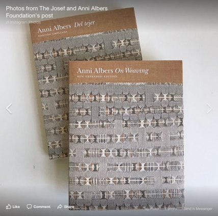 Instagram-Albers-Foundation-On-Weaving