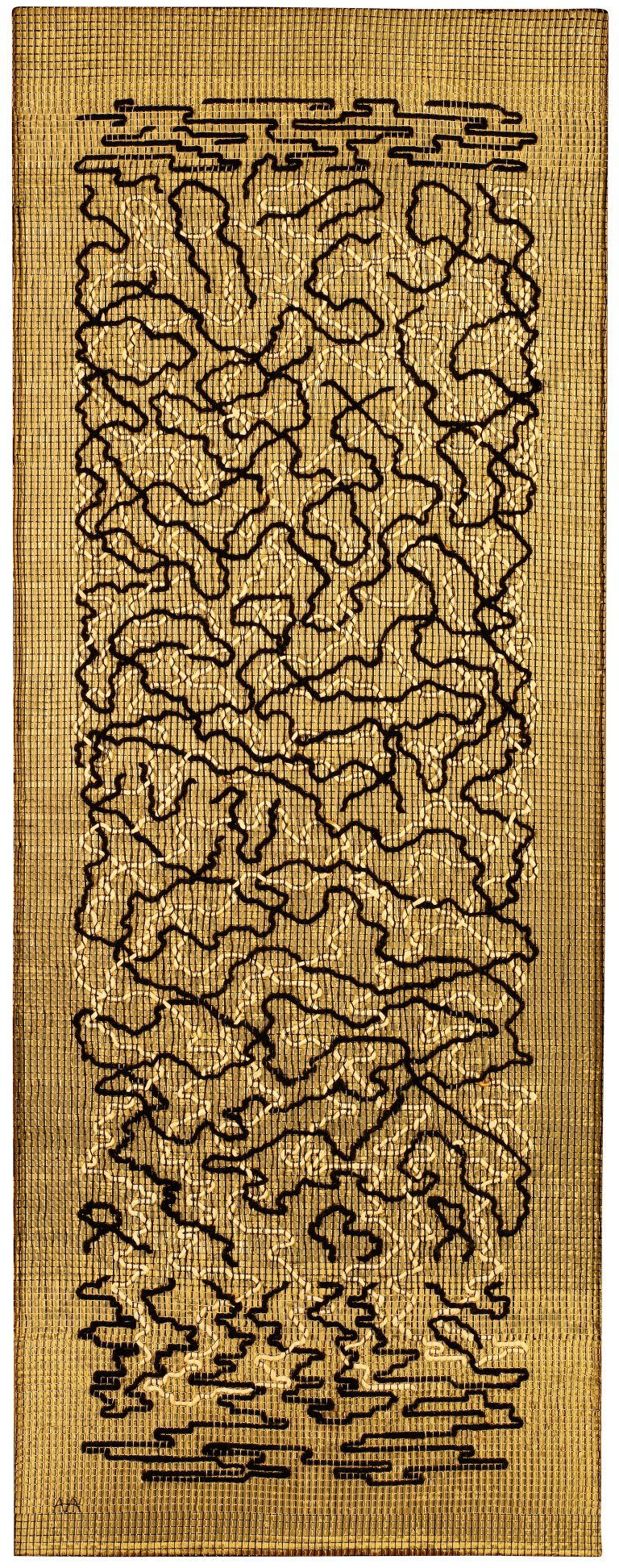 Anni Albers, Epitaph, 1968