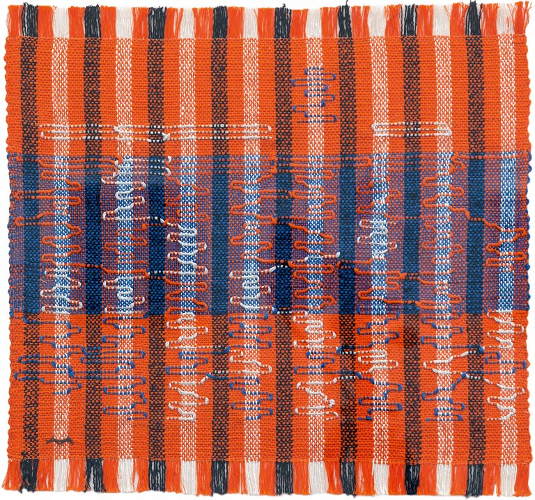 Anni Albers, Intersecting, 1962