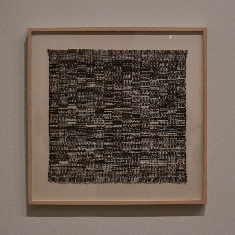 11- Anni Albers- Open Letter (1958)