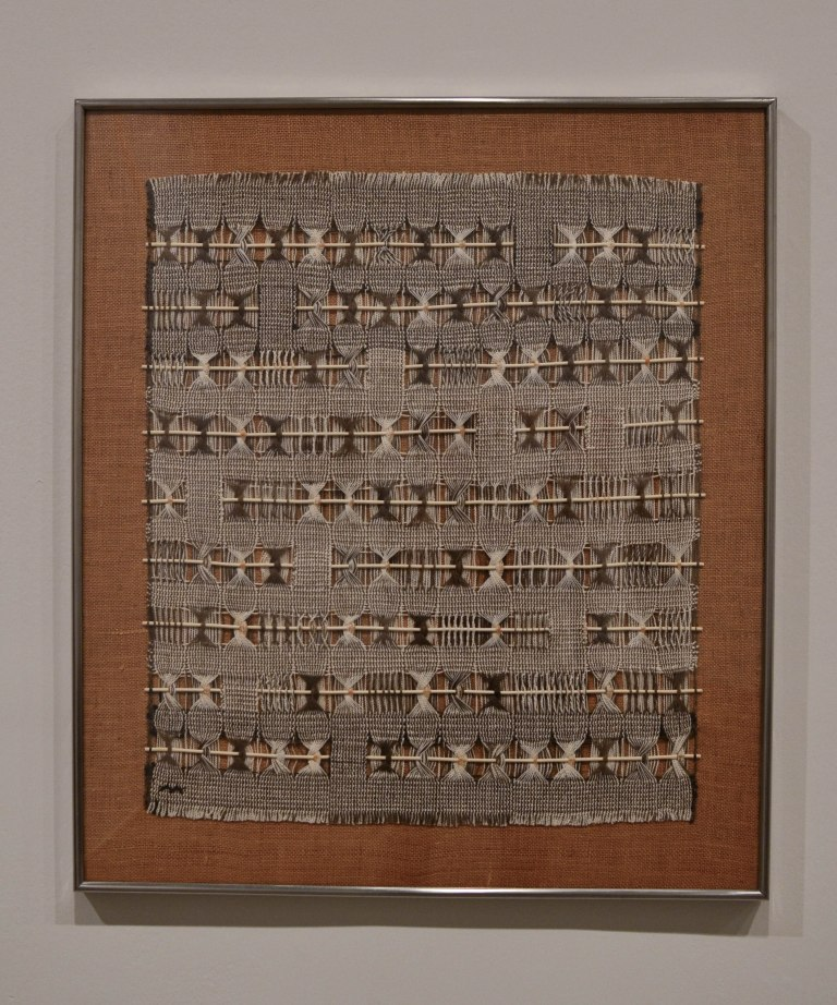 17- Anni Albers- Variations on a Theme (1958)