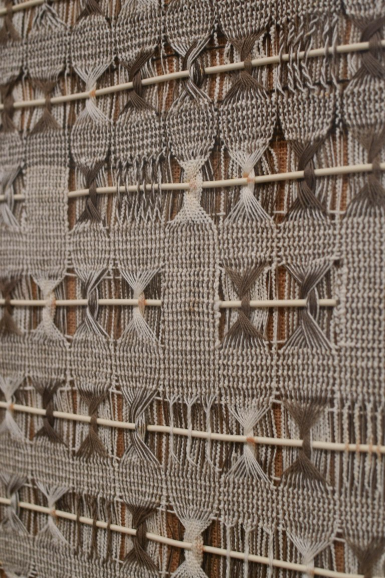 18- Anni Albers- Variations on a Theme (1958) Detail