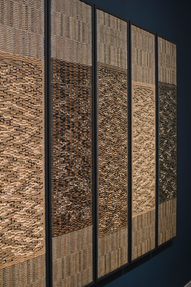 24- Anni Albers- Six Prayers (1966-1967) Detail