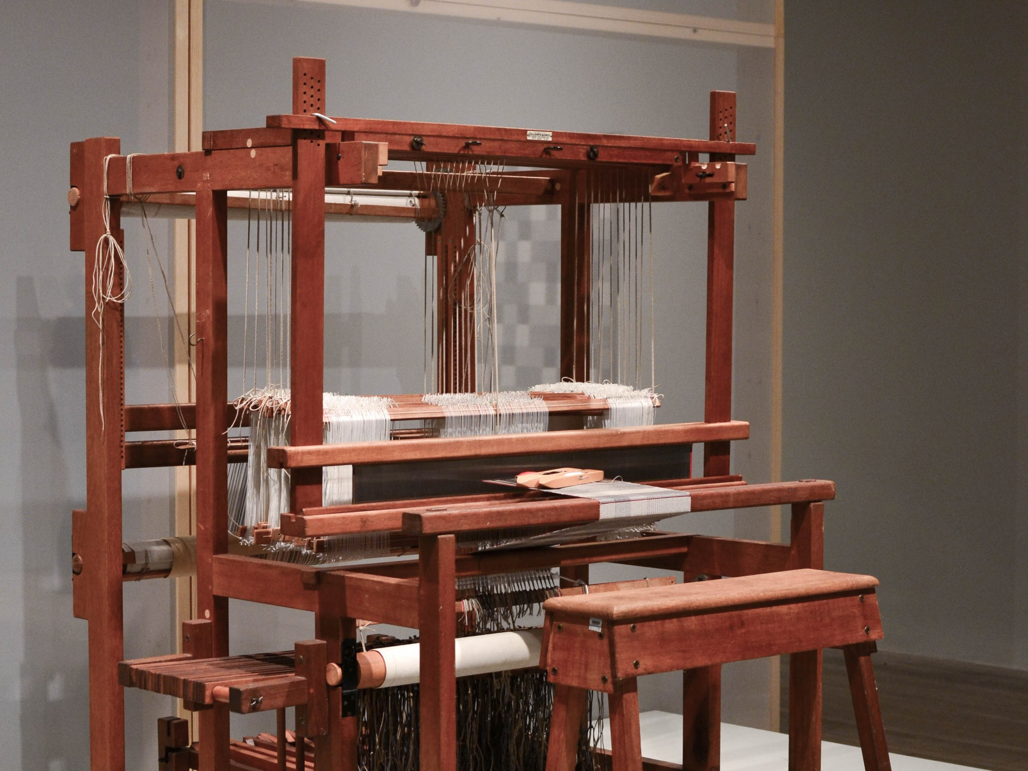 A loom at the Tate – The Common Thread